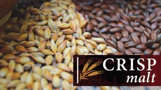 Crisp Malt. Malt flavours and how they translate into beer taste.