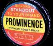 Willis Publicity Prominence 3D keg lense