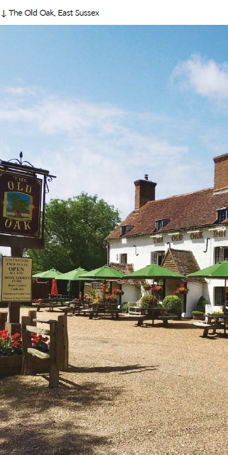 Picture of the Old Oak, East Sussex
