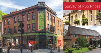 Link to Fleurets 2019 pub prices survery